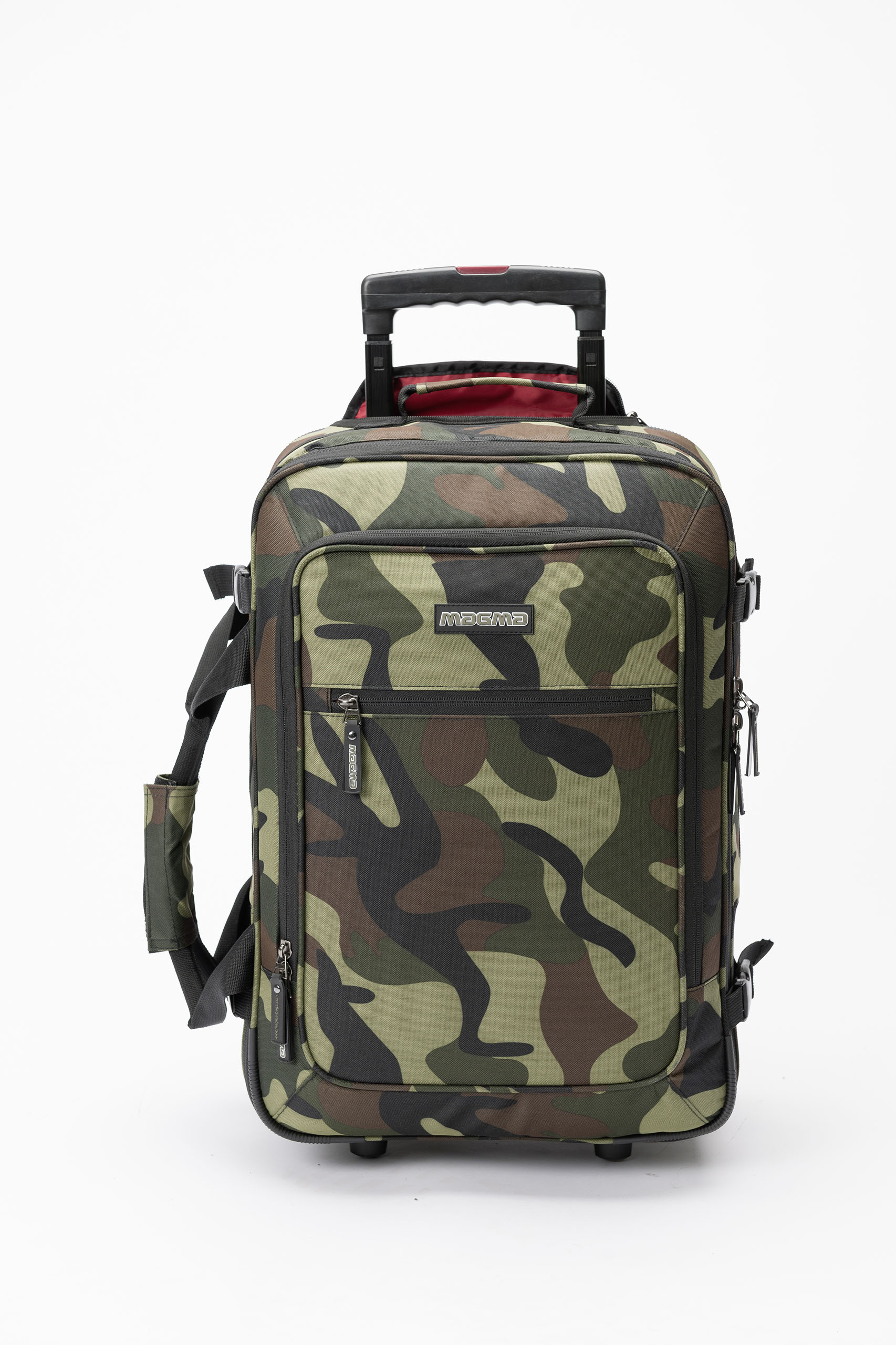 Magma-bags DIGI Carry-on Trolley Camouflage