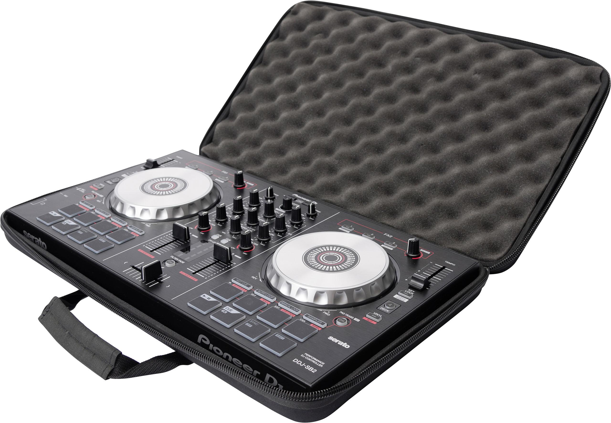 Magma-bags CTRL Case DJ-SB2 / RB / 400
