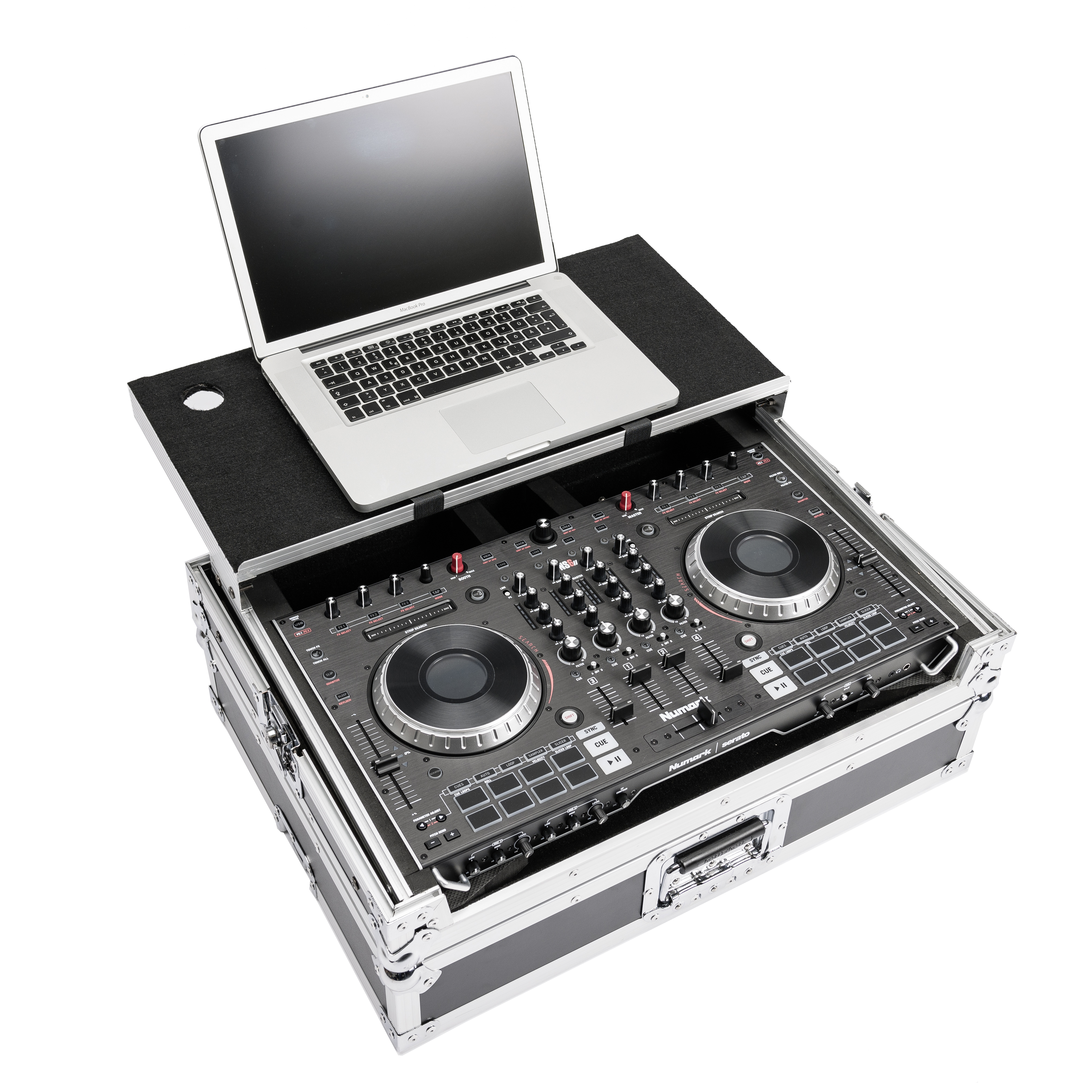 Magma-bags DJ-Controller Workstation NS6II