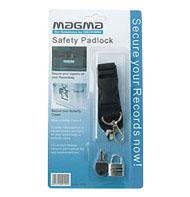 Magma-bags Safety Padlock Set