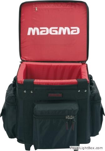 Magma-bags LP-Bag 100 Profi (czerwony-czarny)