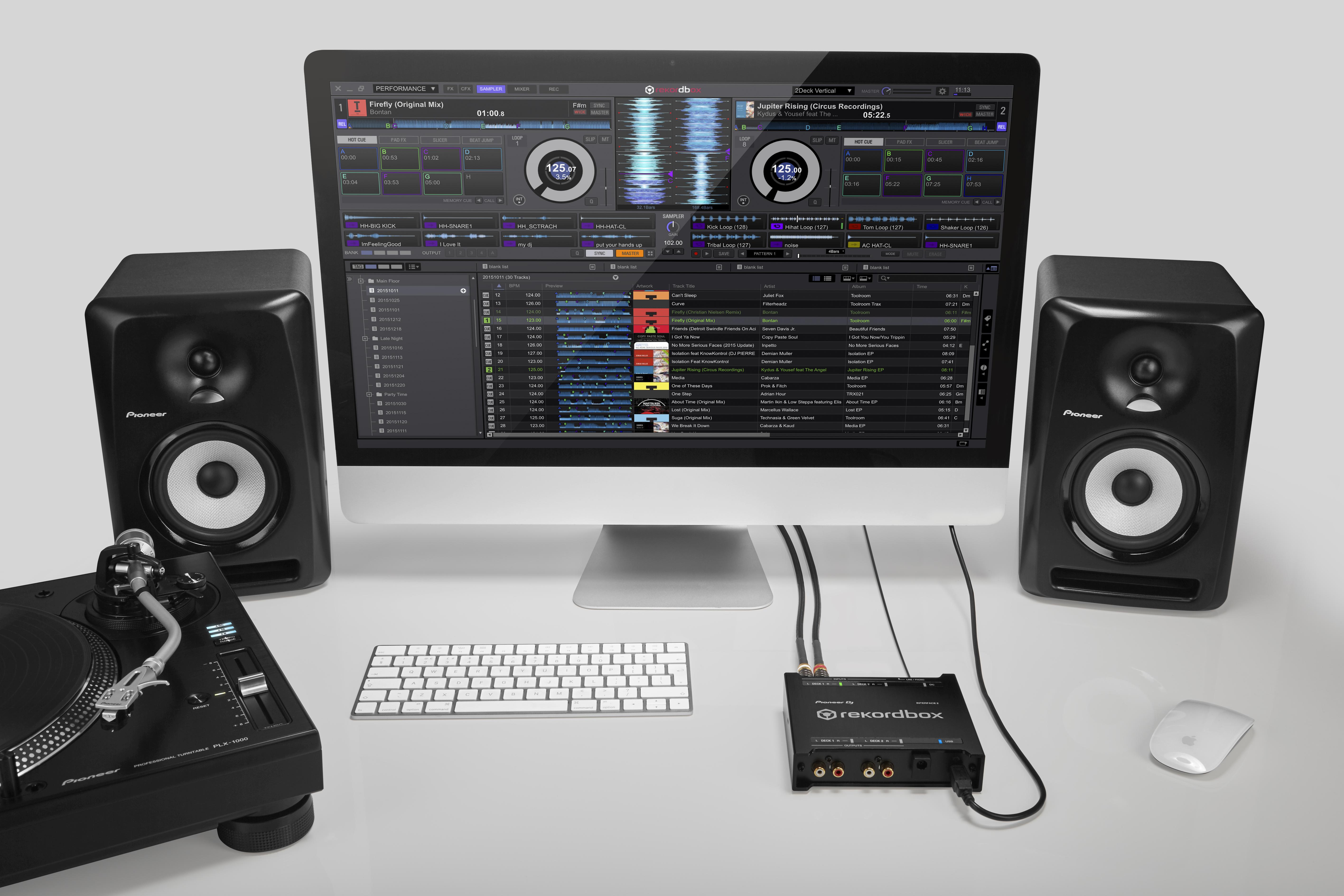 Pioneer INTERFACE 2 - DJ PRO