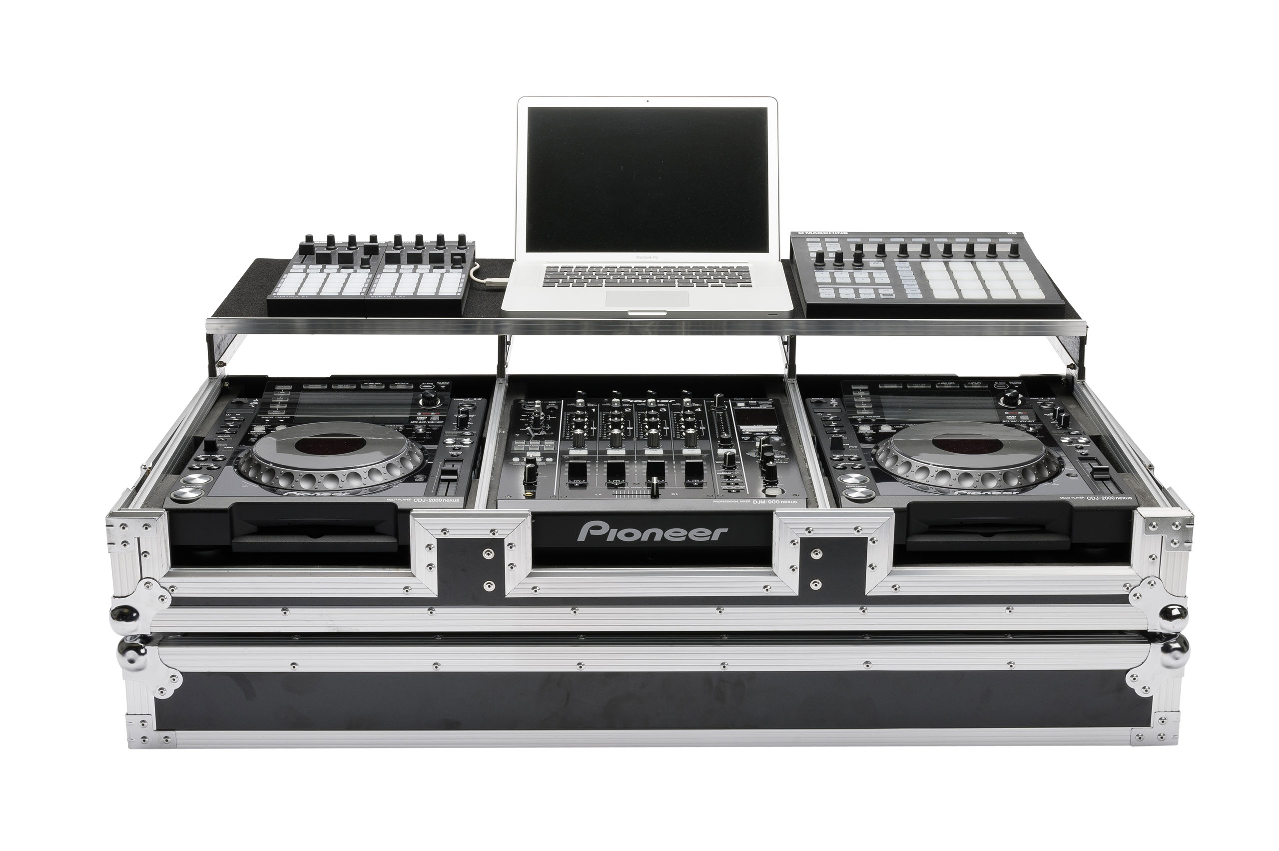 Magma-bags Multi-Format Workstation PLAYER/MIXER-SET