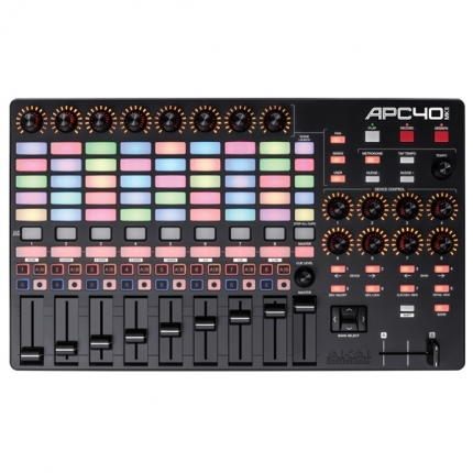 AKAI APC 40 II - Kontroler do Ableton Live