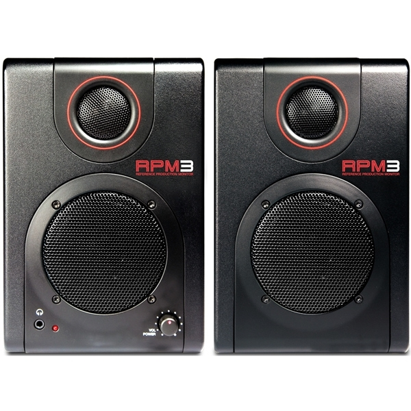 AKAI RPM3 - Monitory studyjne z interfejsem USB