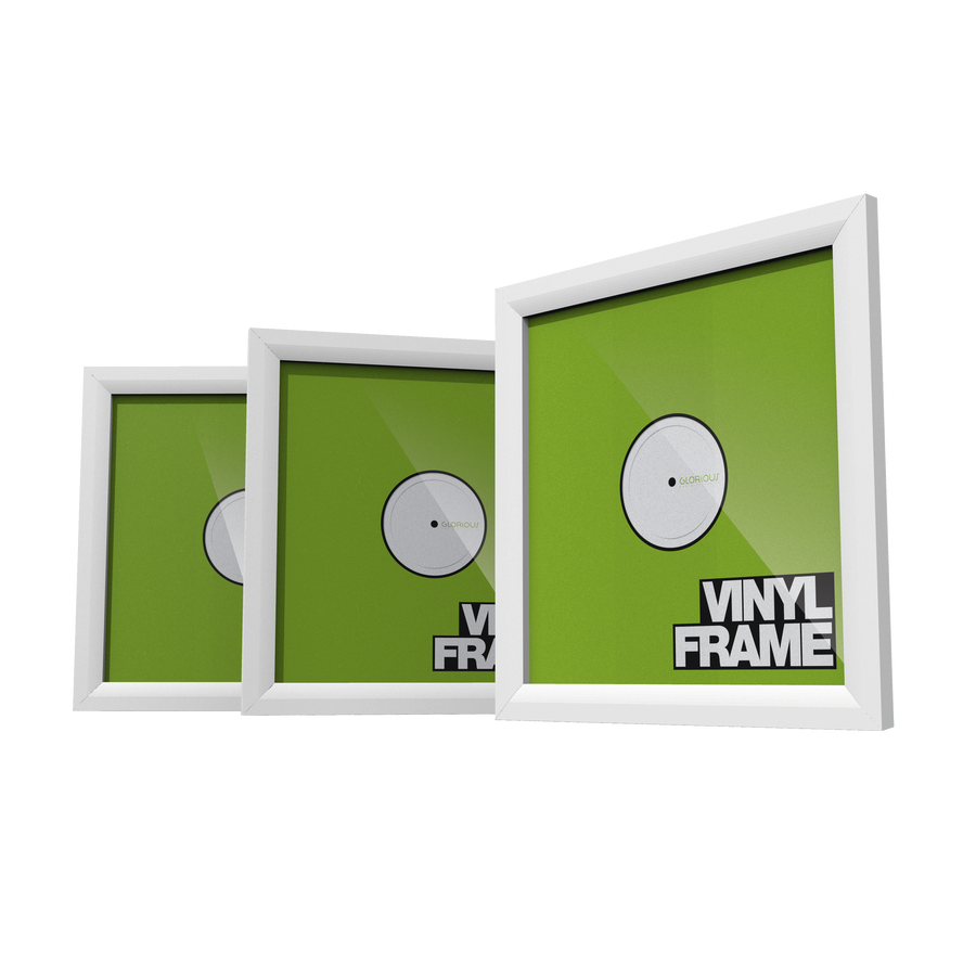 Glorious Glorious Vinyl Frame Set white -3 szt.-