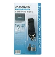Magma-bags Safety Padlock Set