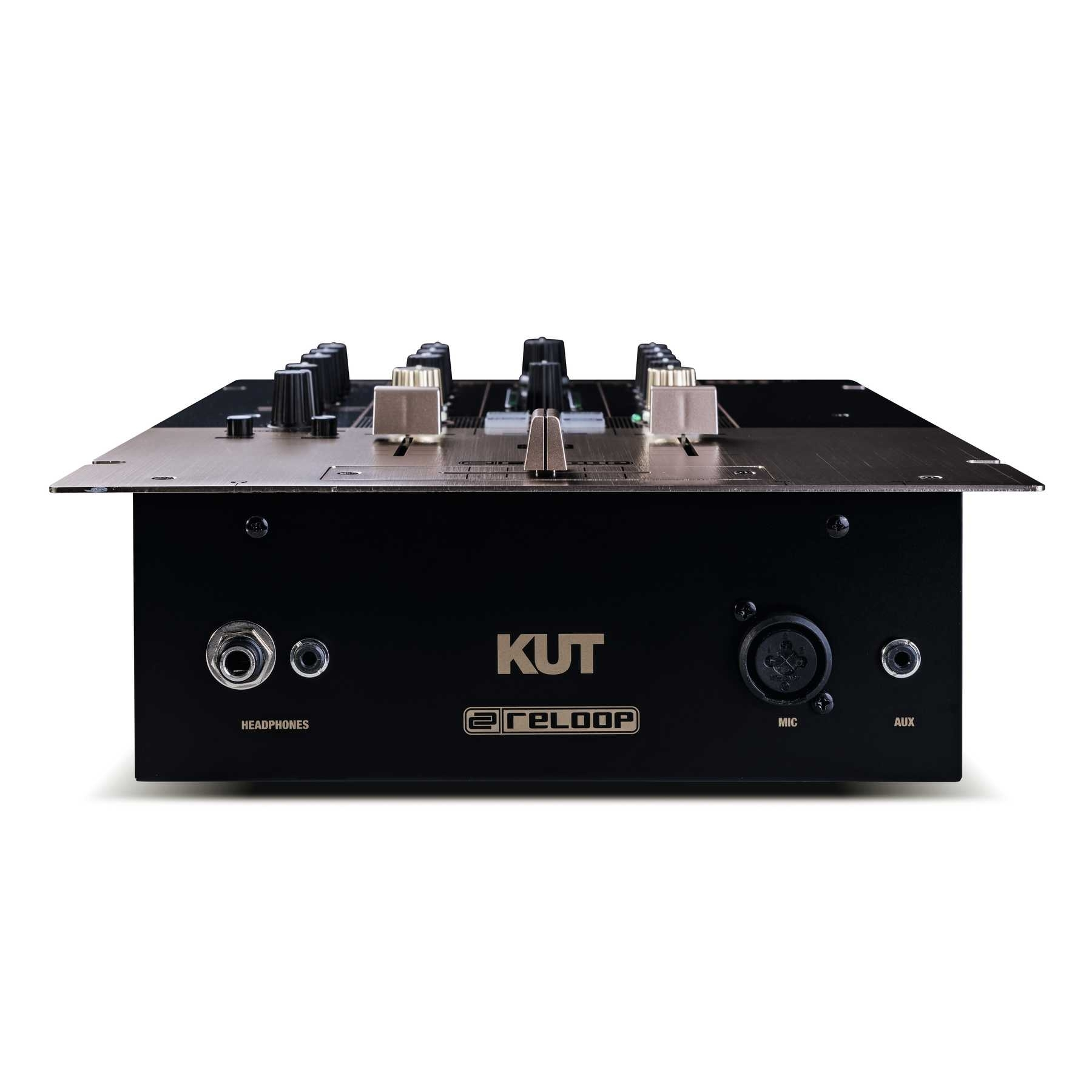 Reloop KUT DIGITAL BATTLE FX MIXER Z INNOFADEREM
