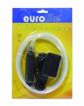 Eurolite FIB-100 LED fiber light RGB