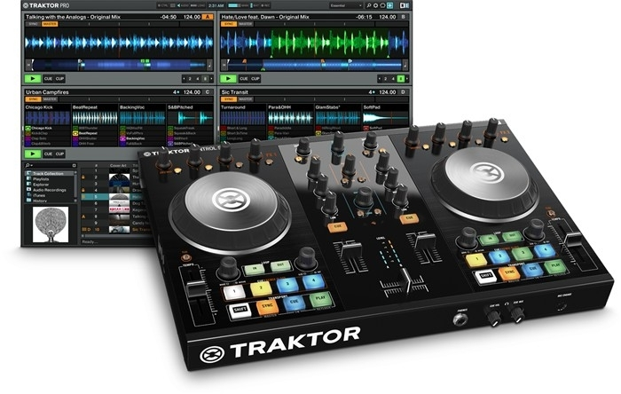 Native Instruments TRAKTOR KONTROL S2 + eKUPON 100zł