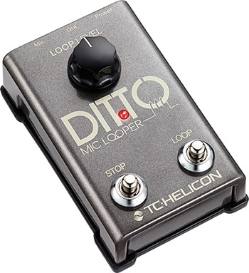 TC-H DITTO MIC LOOP