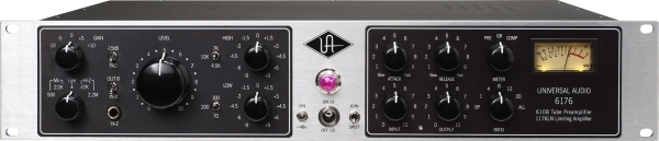 Universal Audio 6176 VINTAGE CHAN