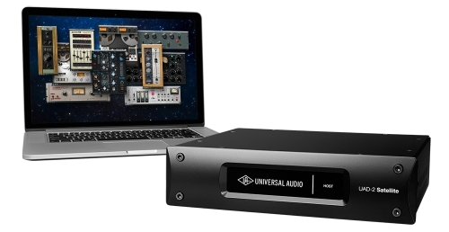 UA - UAD-2 Satellite Thunderbolt OCTO Core